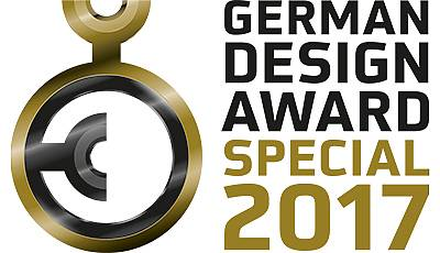 "German Design Awards ""special Mention"""
